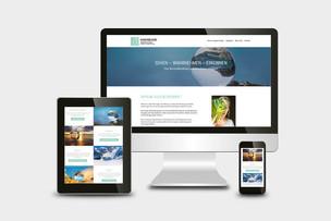 Webdesign für Mara Fries