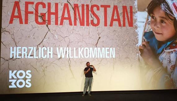 Kinofilm Premiere «Inside Afghanistan»