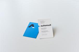 Corporate Design für automall