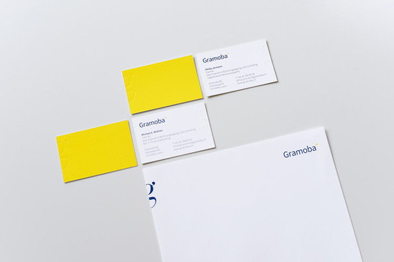 Corporate Design Gramoba