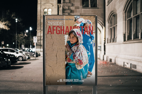 Filmplakat «Inside Afghanistan»