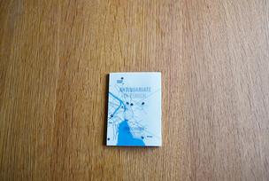 Booklet für Antiquariate in Zürich