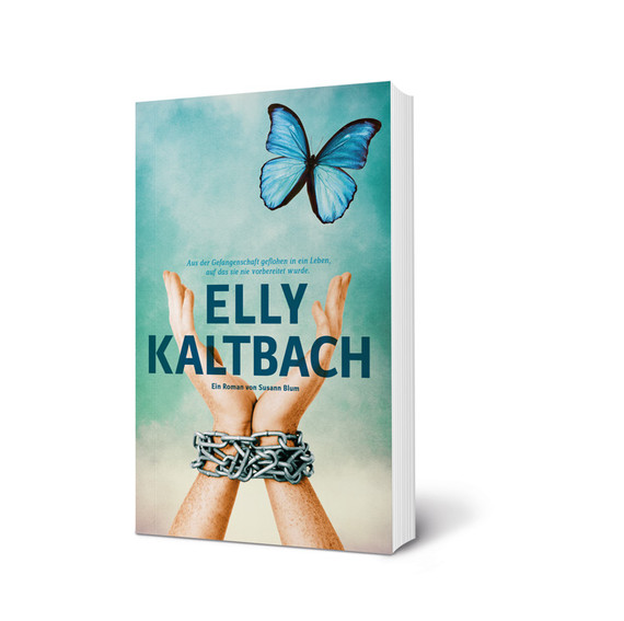 Buchcover Design Elly Kaltbach