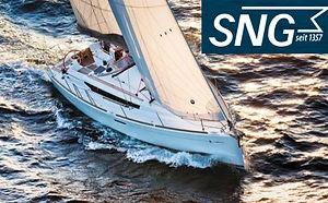SNG Luzern Segelboot Fahrschule