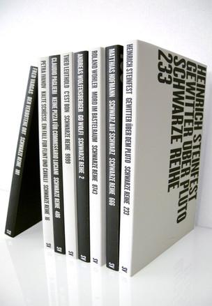 Buchcover für die Schwarze Reihe