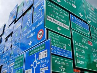 Neue Verkehrsregeln ab 1.1.2017