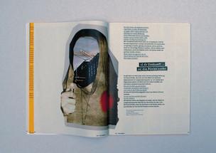 Konzeption und Design Magazin «Chreis Vier»