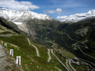 Furkapass – Eine der gefährlichsten Strassen Europas
