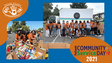 Folsom Community Service Day Recap - written by Nivi Sudhir Kumar