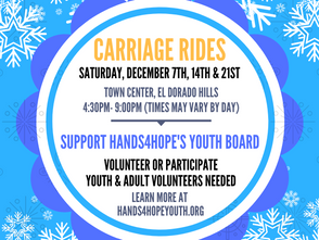 Carriage Rides are BACK!