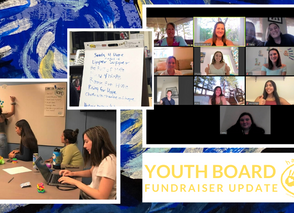 Youth Board Fundraiser Update