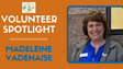 March Adult Spotlight - Madeleine Vadenaise