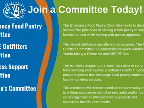 Join a Committee Today!
