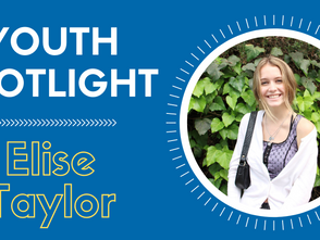 Youth Spotlight - Elise Taylor