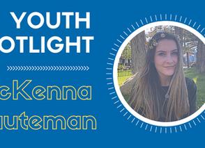 Youth Spotlight - McKenna Hauteman