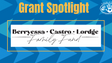 Grant Spotlight - Berryessa Castro Lordge Family Fund by Susan Reynolds