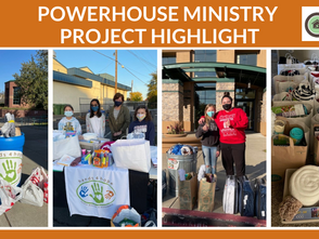 Powerhouse Ministries Project Highlight