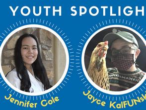 March Youth Spotlight -  Jennifer Cole and Jayce KalFUNski