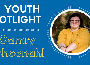 Youth Spotlight - Camry Schoenahl