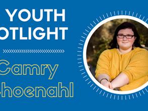 Youth Spotlight - Camry Schoenahl