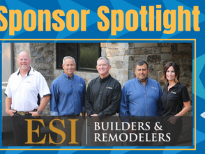 Sponsor Spotlight - ESI Builders & Remodelers