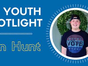 Youth Spotlight - Ian Hunt