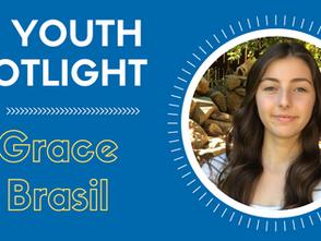 October Youth Spotlight - Grace Brasil