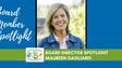 Board Director Spotlight - Maureen Gagliardi