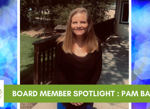 Board Member Spotlight - Pam Bartlett