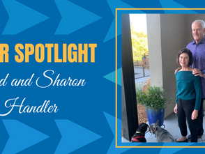 Donor Spotlight: David and Sharon Handler