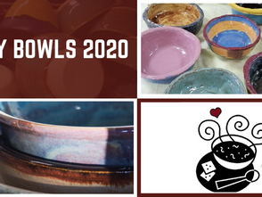 20th Annual Placerville Empty Bowls Event