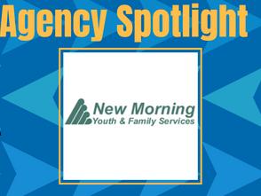 Agency Spotlight - New Morning Youth & Family Services