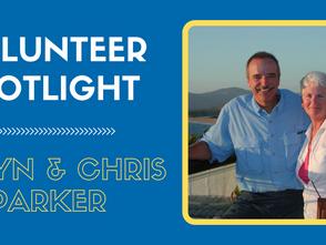 Volunteer Spotlight - Robyn and Chris Parker