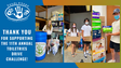Thank you for supporting the 11th Annual Toiletries Drive Challenge!