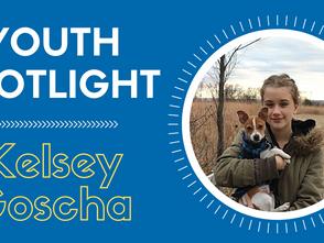 Youth Spotlight -  Kelsey Goscha