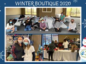 Winter Boutique 2020 Wrap-Up