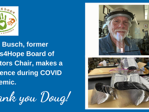 Making A Difference During COVID