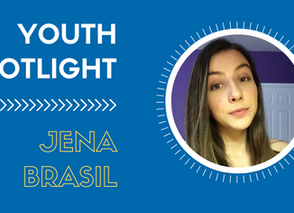 Youth Spotlight - Jena Brasil