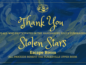 Stolen Stars- A fundraising success in the midst of a global pandemic