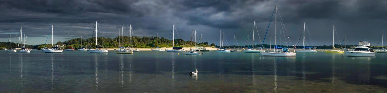 Pelican Island dawn