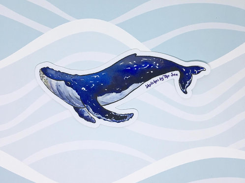 Stickers - Whales