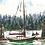 Thumbnail: Tanbark Sail Covers - canvas print