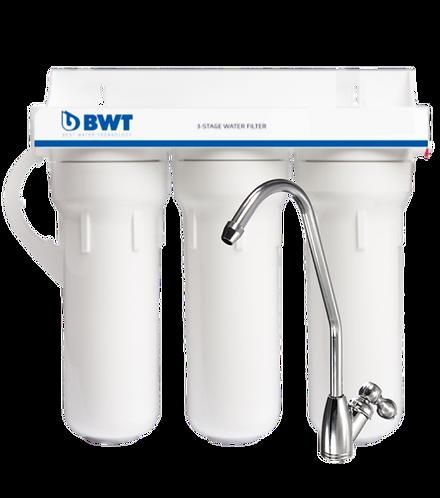 BWT Triplex - Station de filtration d'eau de boisson