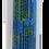 Thumbnail: Cartouche en ligne sédiments 10'' x 2'' avec raccords rapides 1/4''