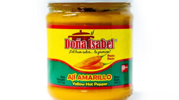 Aji Amarillo