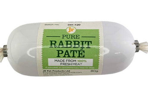 Pure Rabbit Pate x 80g - From 4 Weeks