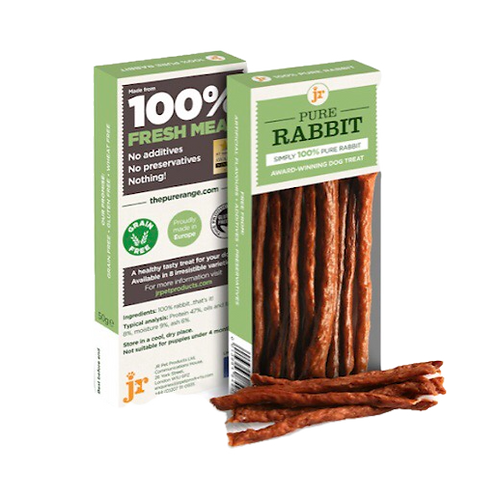 Pure Range Rabbit Sticks - From 4 Weeks