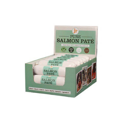 Pure Salmon Pate x 400gm From 4 Weeks