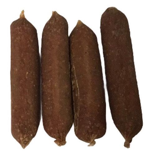 Venison Sausages x 3/4  Sausages 125gm