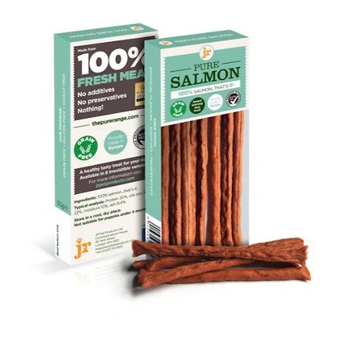 Pure Range Salmon Sticks From 4 Weeks